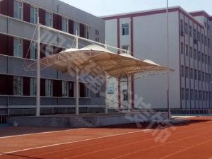 膜结构体育设施